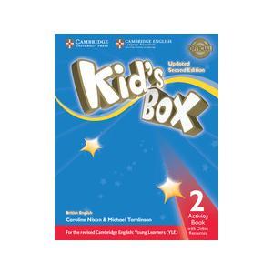 Kids Box 2 Updated Second Edition. Ćwiczenia z Dostępem do Ćwiczeń Online