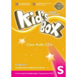 Kids Box Starter Updated Second Edition. CD do Podręcznika