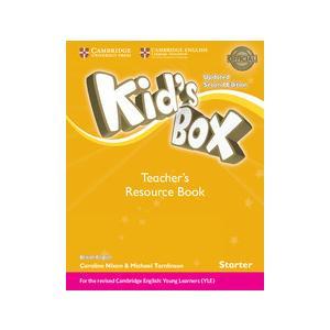 Kids Box Starter Updated Second Edition. Teacher's Resource Book + Audio Online