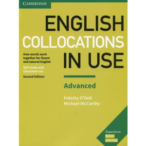 English Collocations In Use Advanced. 2nd Edition. Self-Study and Classroom Use