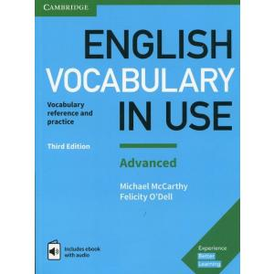 English Vocabulary in Use Advanced 3rd Edition. Książka z Kluczem + eBook + Audio