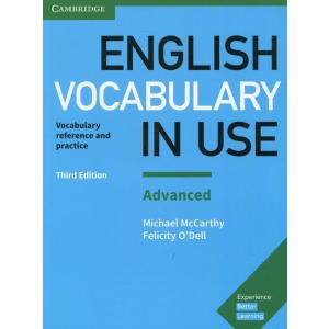 English Vocabulary in Use Advanced 3rd Edition. Książka z Kluczem