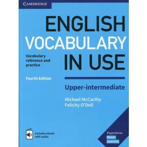 English Vocabulary in Use Upper Intermediate 4th Edition. Książka z Kluczem + eBook + Audio