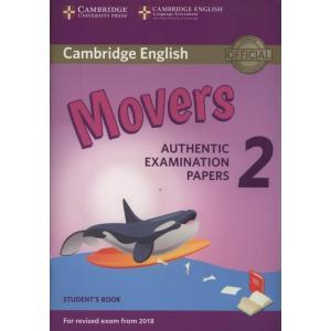 Cambridge English Movers 2 Student's Book. SB