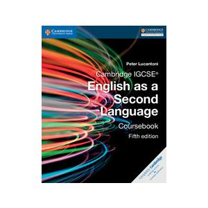 Cambridge IGCSE English as a Second Language. Podręcznik