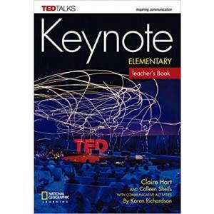 Keynote A1. Książka Nauczyciela + DVD-ROM