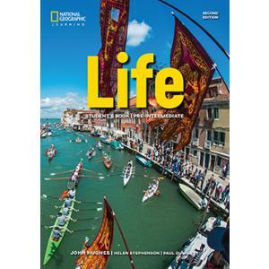 Life 2nd Edition Pre-Intermediate.  Podręcznik + Kod do Aplikacji