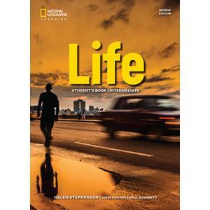 Life 2nd Edition Intermediate.  Podręcznik + Kod do Aplikacji