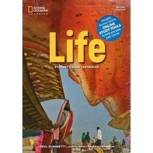 Life 2nd Edition Advanced. Podręcznik + Kod do Aplikacji