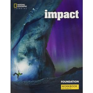 Impact Foundation Workbook +WB Audio CD