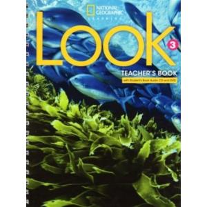 LOOK A1 Level 3 BrE Teacher's Book with Student's Book Audio CD and DVD