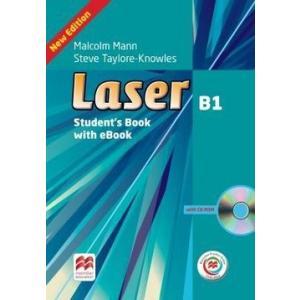 Laser B1 3Ed. Podręcznik + CD + Kod Online + eBook