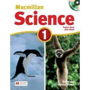 Macmillan Science 1. Podręcznik + CD-ROM + eBook
