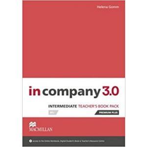 In Company 3.0 Intermediate. Książka Nauczyciela + Kod Online (Wesja Premium Plus)