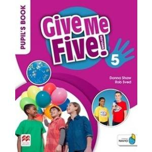 Give Me Five! 5. Pupil's Book Pack