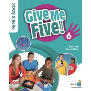 Give Me Five! 6. Pupil's Book Pack