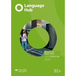 Language Hub Intermediate B1+. Podręcznik + Kod Student's App