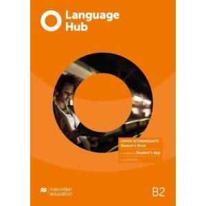 Language Hub. Upper-Intermediate B2 Student.s book + kod do Student's App