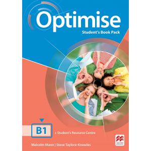 Optimise B1 Update edition. Preeliminary for Schools Student's Book Pack. Student's Resource Centre