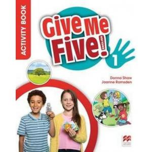 Give Me Five! 1. Activity Book + kod online