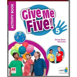 Give Me Five! 5. Activity Book + kod online