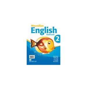 Macmillan English 2.    Flashcards