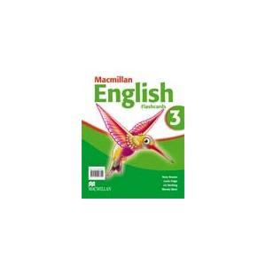 Macmillan English 3.    Flashcards