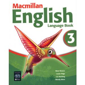 Macmillan English 3.    Language Book