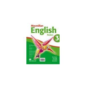 Macmillan English 3 Posters