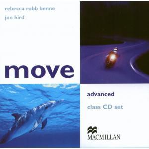 Move Advanced. CD do Podręcznika