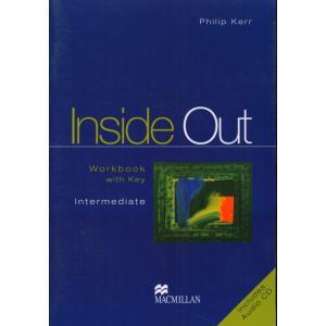 Inside Out Intermediate. Ćwiczenia z Kluczem + CD