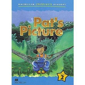 Pat's Picture. Macmillan Children's Readers 2