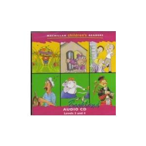 Level 3-4 Audio CD. Macmillan Children's Readers 3/4