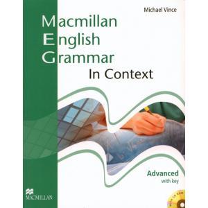 Macmillan English Grammar in Context Advanced. Książka z Kluczem + CD