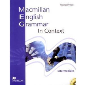 Macmillan English Grammar in Context Intermediate. Książka Bez Klucza + CD