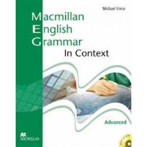 Macmillan English Grammar in Context Advanced. Książka Bez Klucza + CD