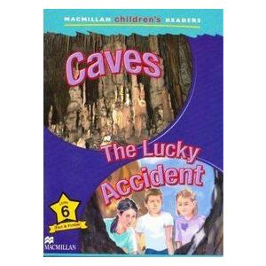 Caves / The Lucky Accident.   Macmillan Children's Readers 6