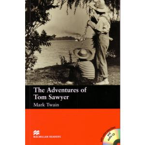 The Adventures Of Tom Sawyer + CD. Macmillan Readers Beginner