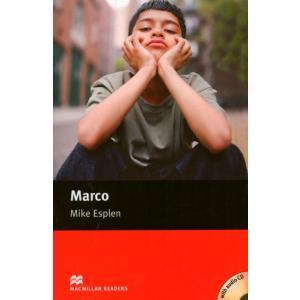 Marco + CD. Macmillan Readers Beginner