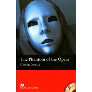 The Phantom Of The Opera + CD. Macmillan Readers Beginner