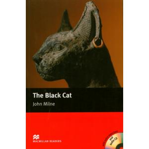 The Black Cat + CD. Macmillan Readers Elementary