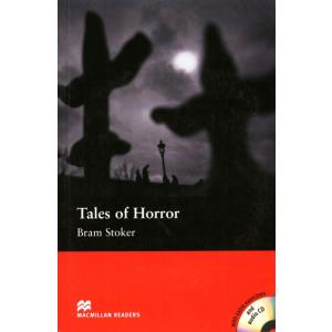 Tales Of Horror + CD. Macmillan Readers Elementary
