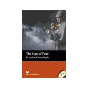 The Sign Of Four + CD. Macmillan Readers Intermediate