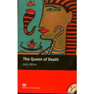 The Queen Of Death + CD. Macmillan Readers Intermediate