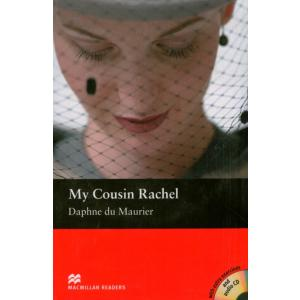 My Cousin Rachel + CD. Macmillan Readers Intermediate
