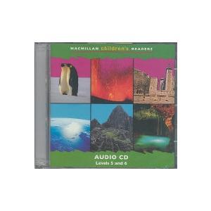 Level 5-6 Audio CD Macmillan Children's Readers 5/6