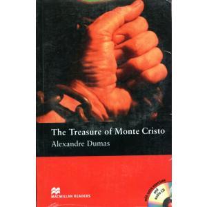 The Treasure Of Monte Cristo + CD. Macmillan Readers Pre-Intermediate