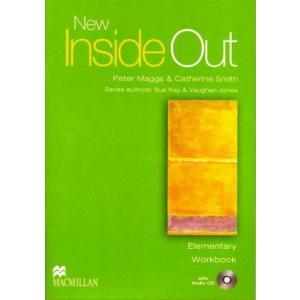 New Inside Out Elementary.    Ćwiczenia + CD (Bez Klucza)
