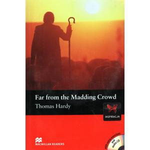 Far From The Madding Crowd + CD. Macmillan Readers Pre-Intermediate