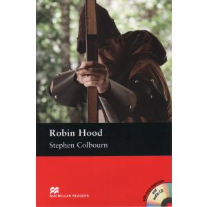 Robin Hood + CD. Macmillan Readers Pre-Intermediate
